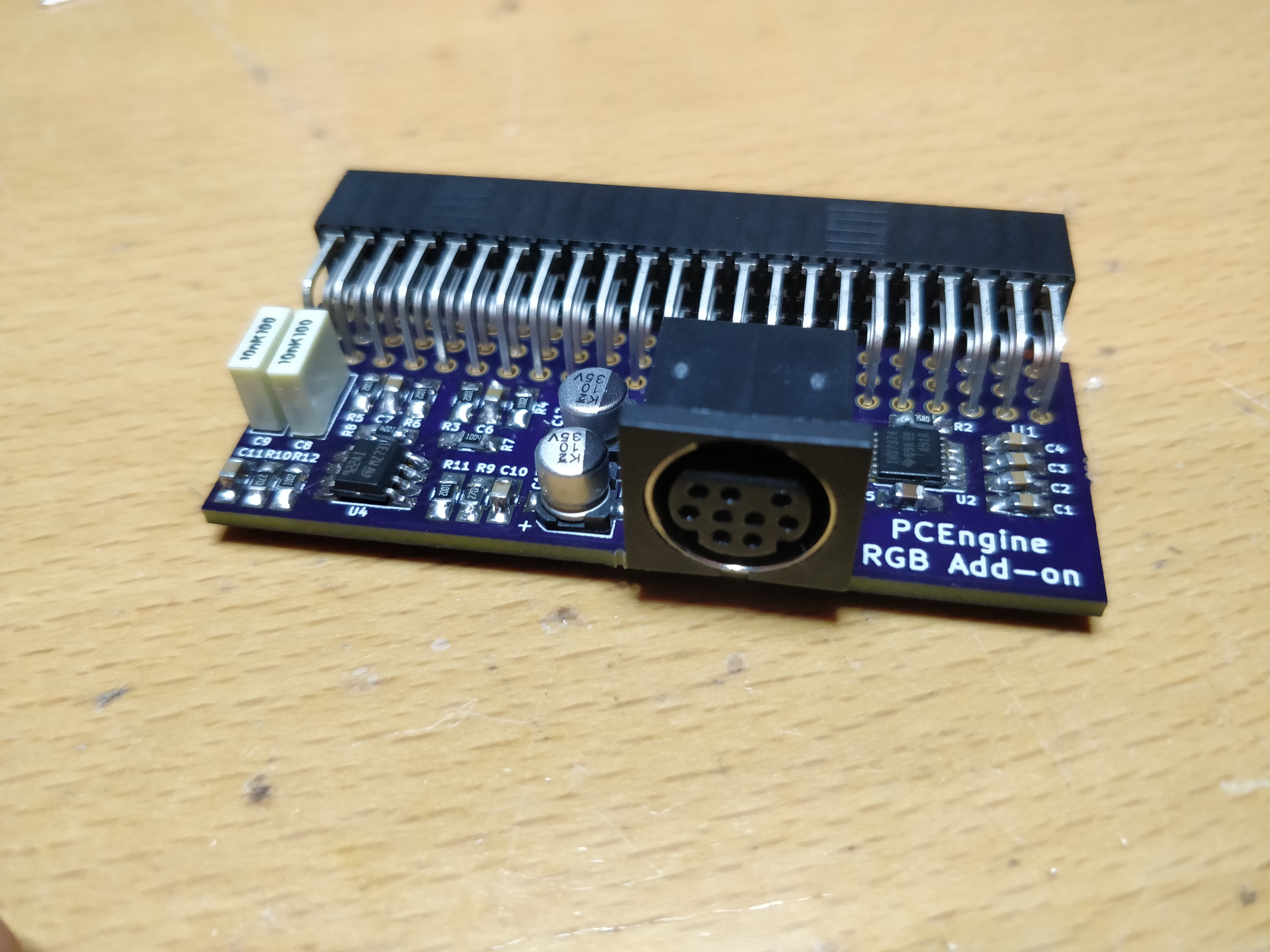 Immerhax Wiringpi I2c Lcd And Attached To The Core Grafx